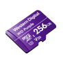 WD 256GB Purple Micro SD