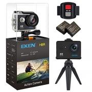 H9R 4K Ultra HD Wifi Aksiyon Kamera
