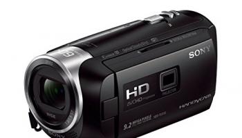 PJ410 Dahili Projektörlü Handycam
